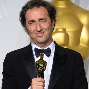 Sorrentino con l'Oscar