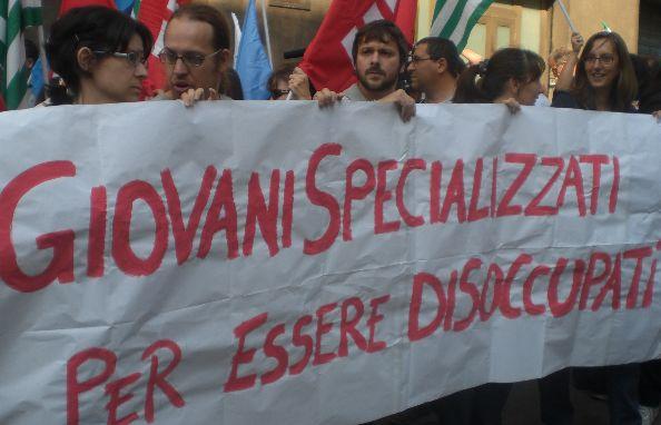 Occupazione giovanile Italia Eurostat