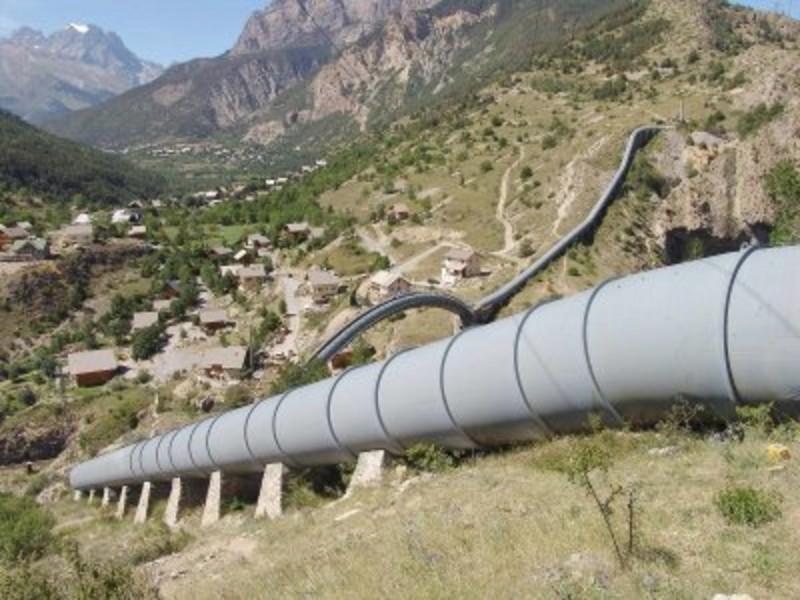 Acquedotto eternit acqua pubblica Toscana
