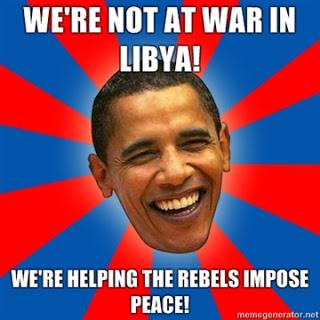 Obama e la guerra in Libia
