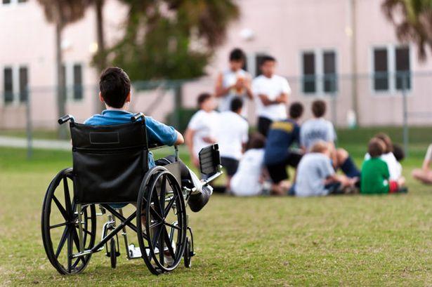 Insegnanti di sostegno studenti disabili