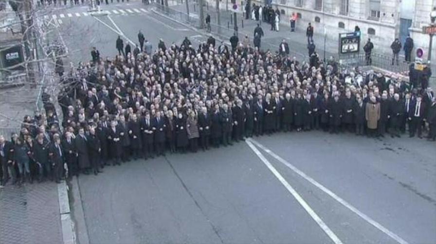 Charlie Hebdo e le italiane rapite in Siria