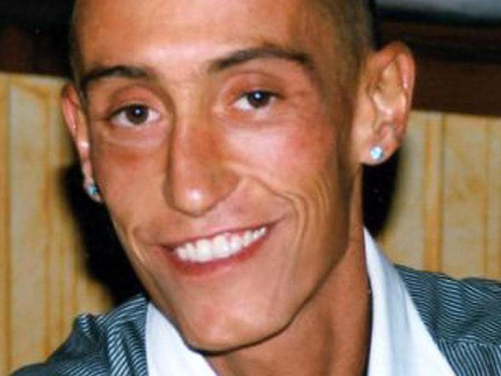 Stefano Cucchi detenuto