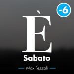 Max Pezzali E' venerdì