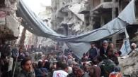 Isis, campo profughi di Yarmuk