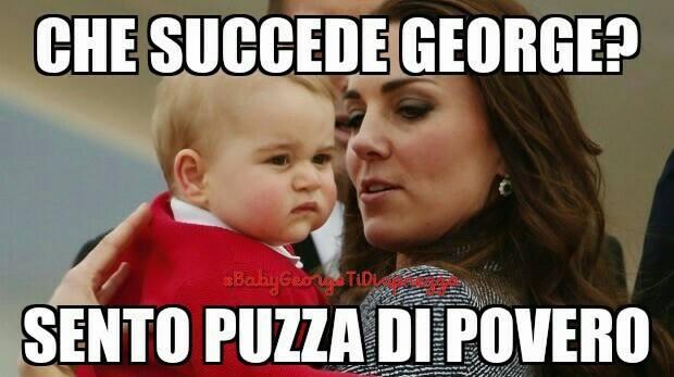 baby george