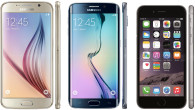 Iphone 6 Samsung Galaxy S6