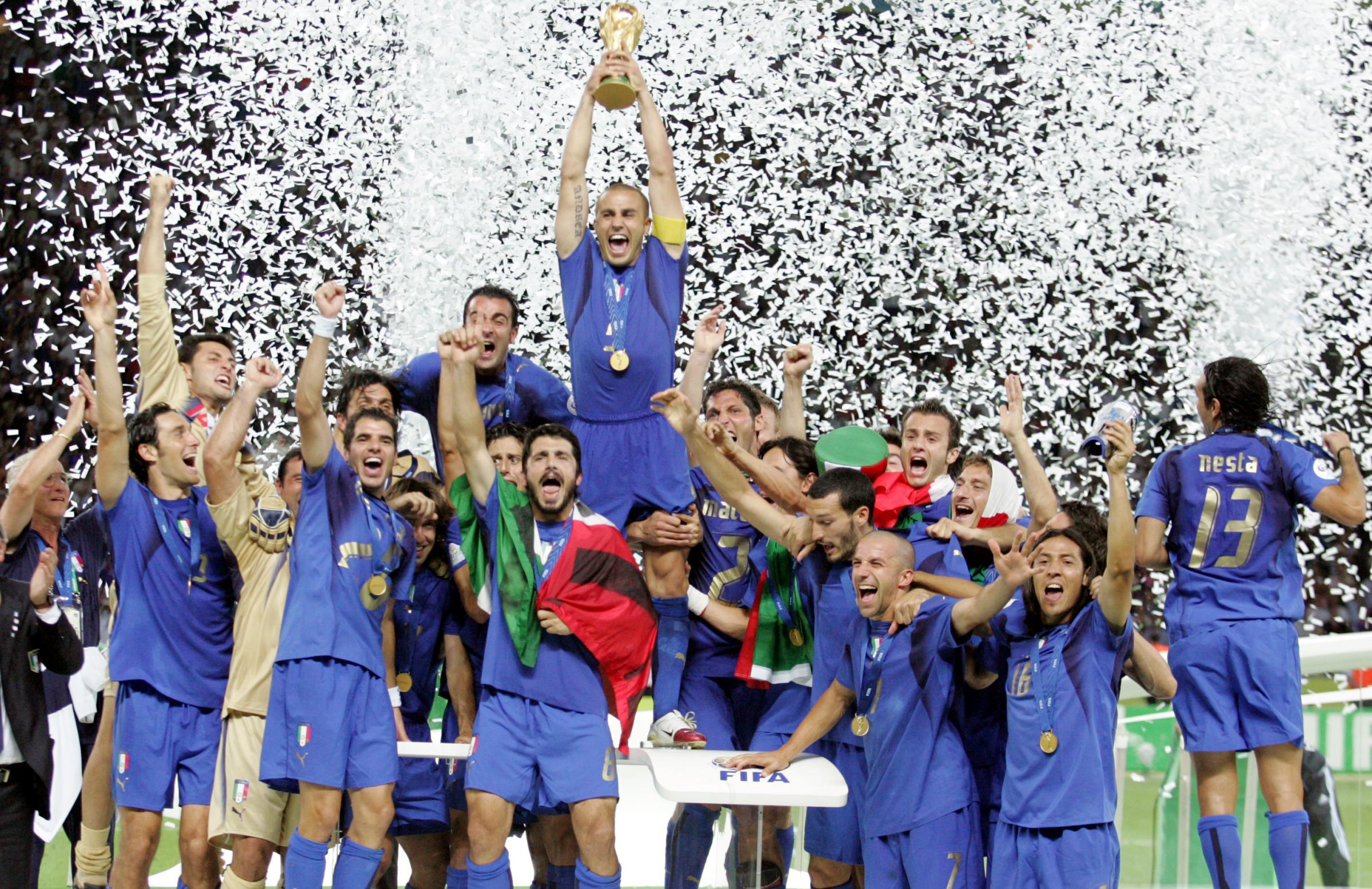 9 Luglio 2006 L Italia Conquista Il Quarto Mondiale Ecco