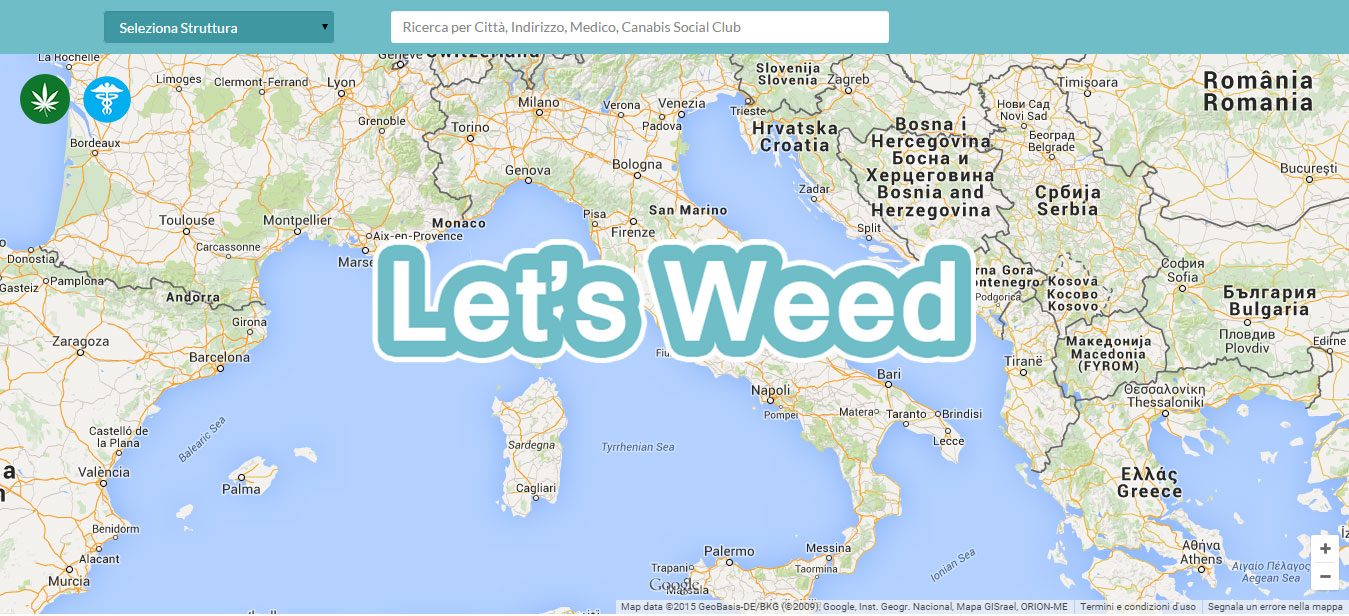Let's Weed