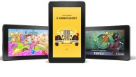 Amazon Fire tablet nuovo