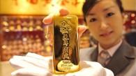 Cina oro argento