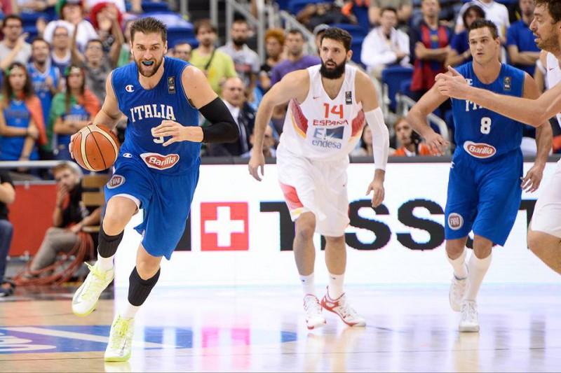 Europei basket 2015, domenica Italia-Israele: calendario