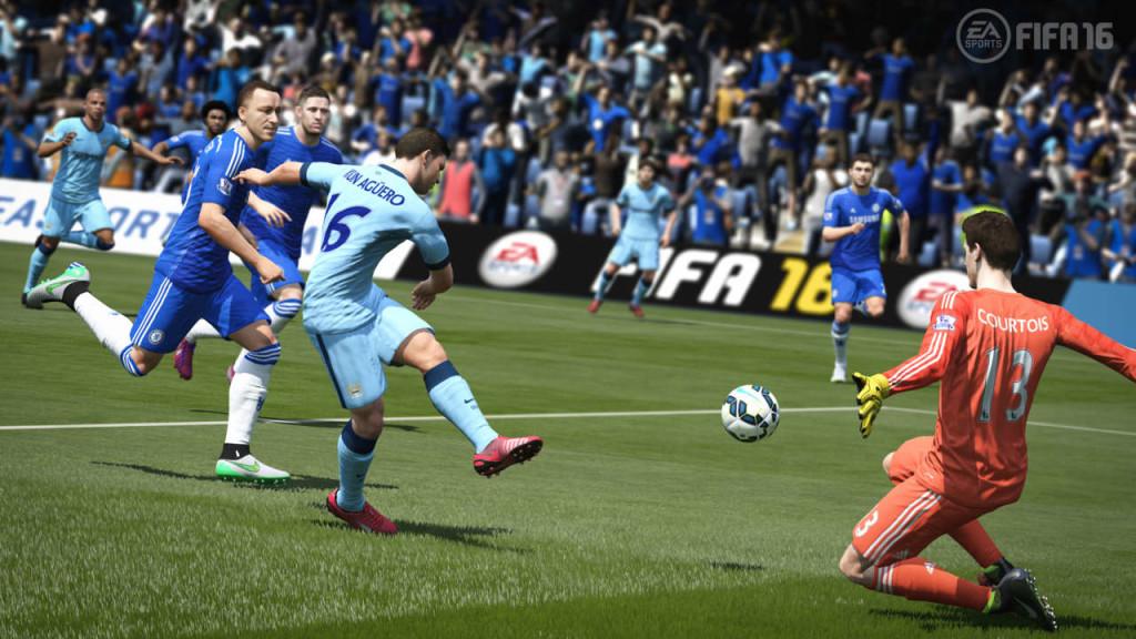 FIFA 16 DEMO