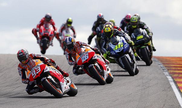 Formula 1 e MotoGP