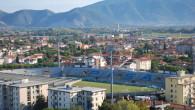 Arena Garibaldi Pisa illuminazione led