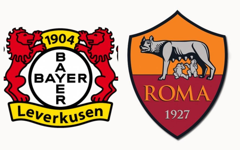 Bayer Leverkusen-Roma