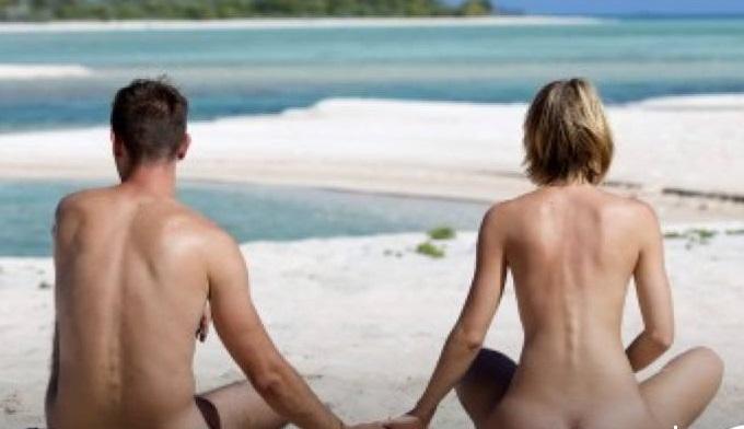 l'isola di adamo ed eva