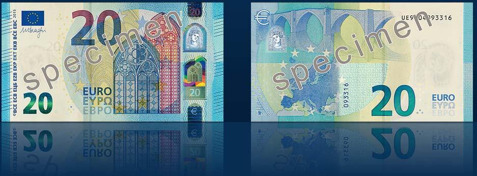 immagine 20 euro