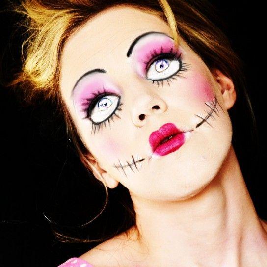Popolare Halloween 2015, i migliori costumi e idee make-up: dal trucco  XI58