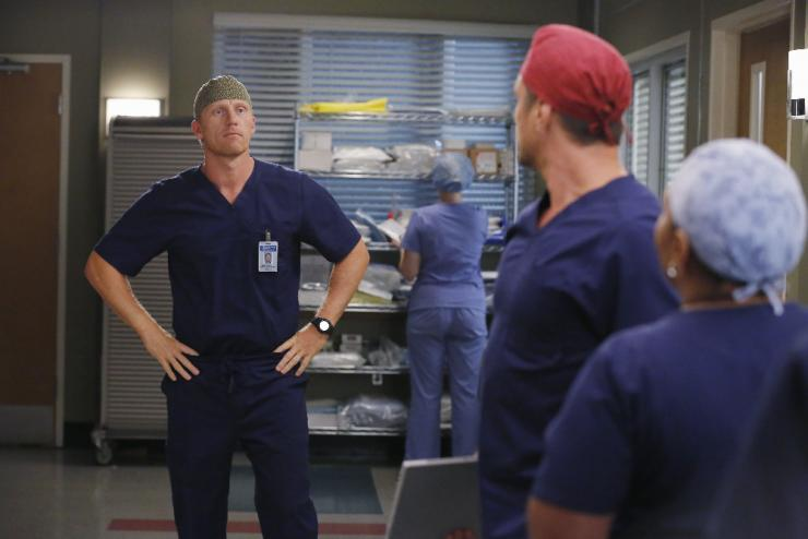 Grey's Anatomy 12x08