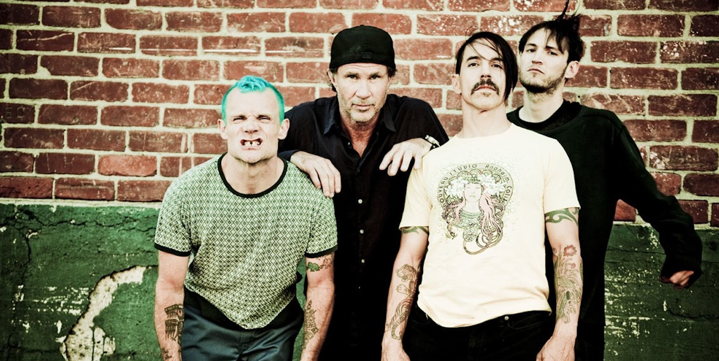 Red Hot Chili Peppers, annunciate le prime date europee del Tour 2016 ...