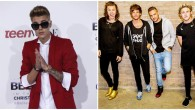 justin bieber one direction