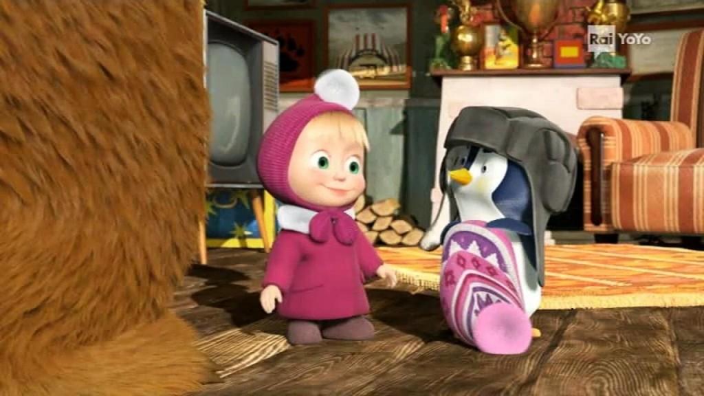 Masha e orso la serie per bambini diventa un film otto