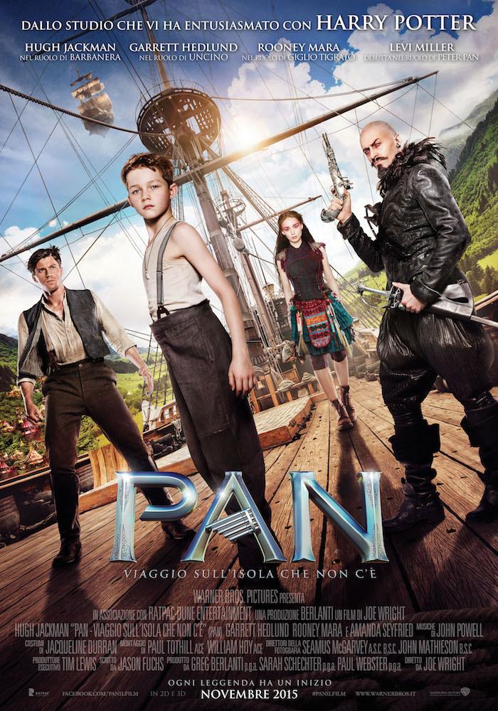 Pan-Viaggio sull'isola che non c'è