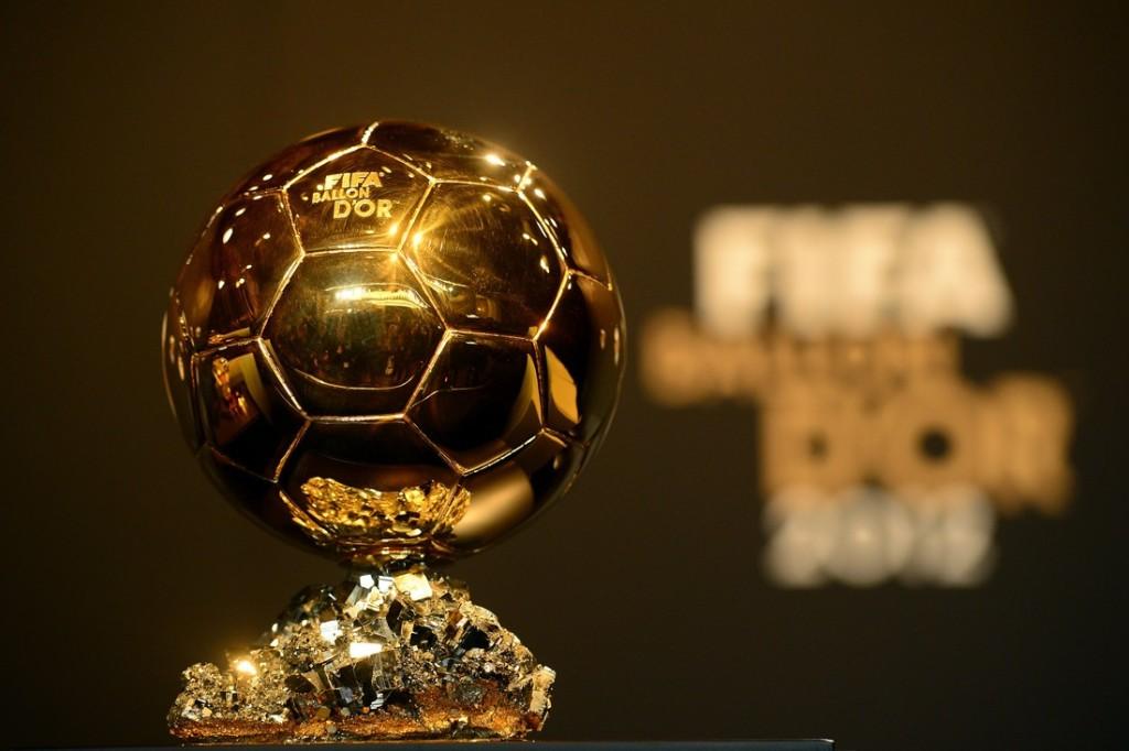pallone d'oro 2016 messi ronaldo neymar