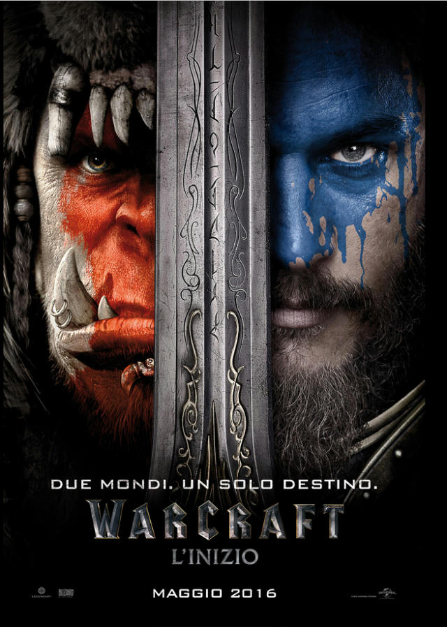 warcraft - l'inizio poster