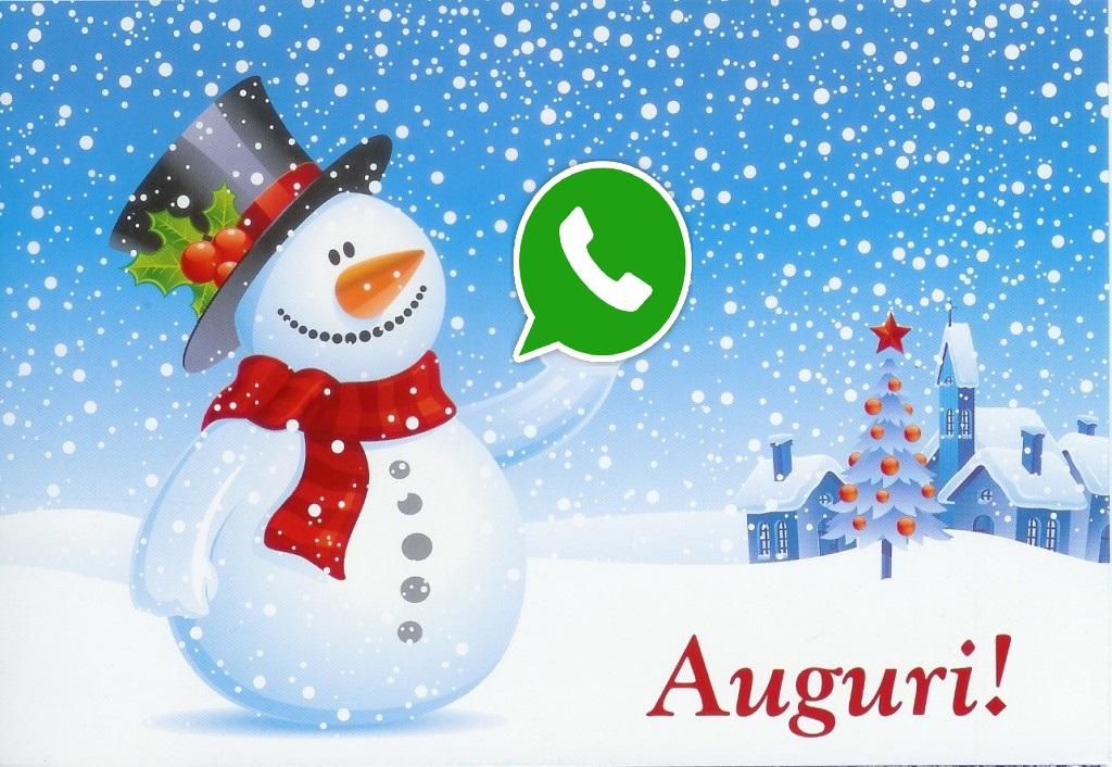 Messaggi natalizi per whatsapp