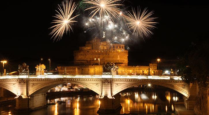 Capodanno 2016 a roma dove andare per trovare le migliori for Idee per capodanno italia
