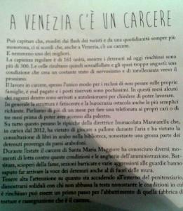 carceri manifestazione venezia