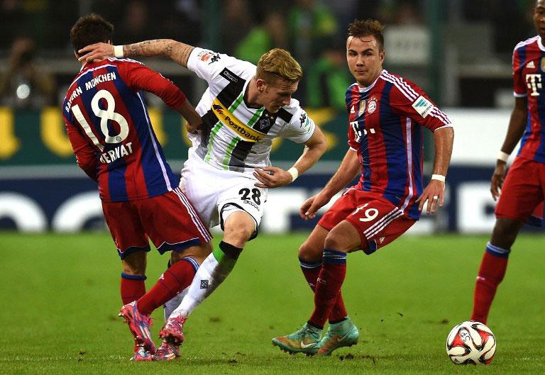 Borussia M.-Bayern Monaco