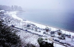 Neve in Calabria