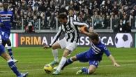 Sampdoria-Juventus Frosinone-Napoli streaming
