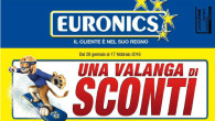volantino euronics gennaio febbraio 2016