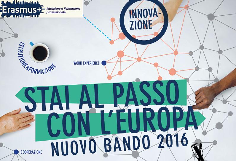 Bando Erasmus 2016