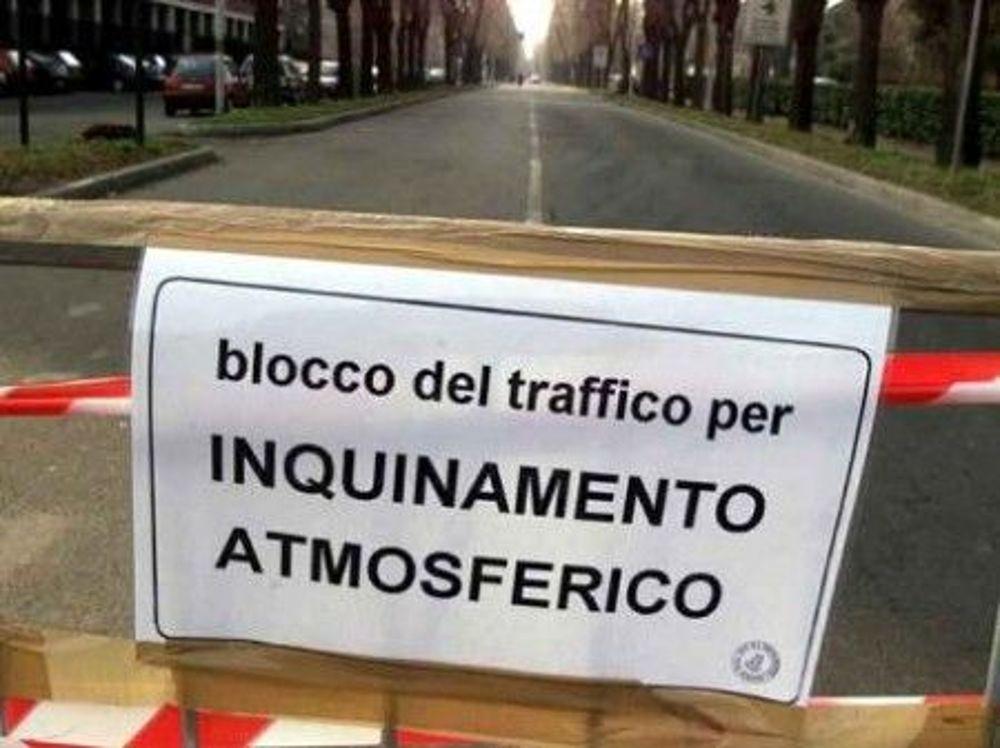 blocco del traffico roma