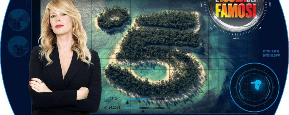 isola dei famosi 2016 cast