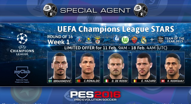 pes 2016 agente speciale champions