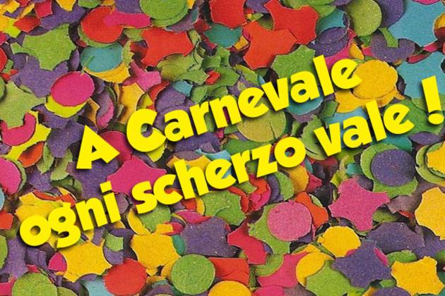 Scherzi di Carnevale