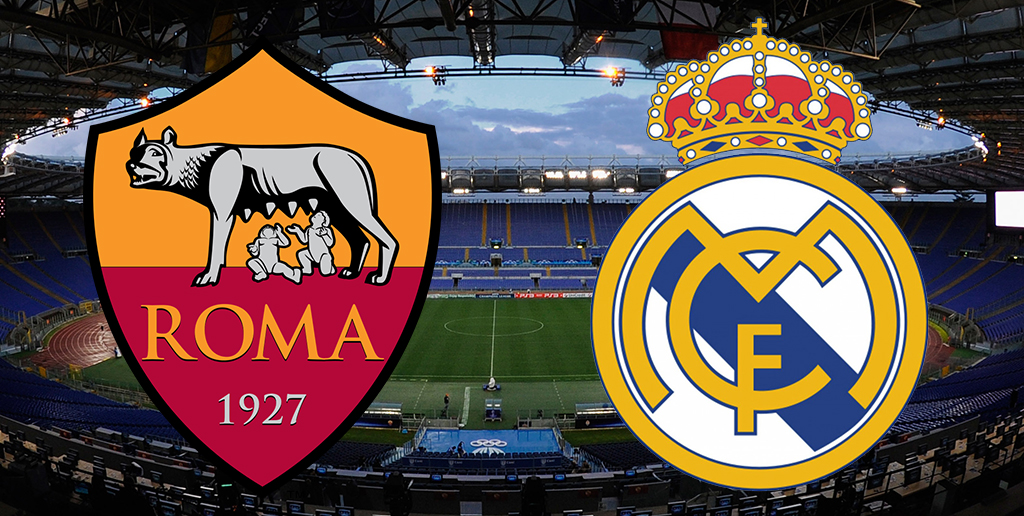 Streaming Gratis Roma Real Madrid Smartphone Mediaset