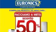 volantino euronics febbraio marzo 2016
