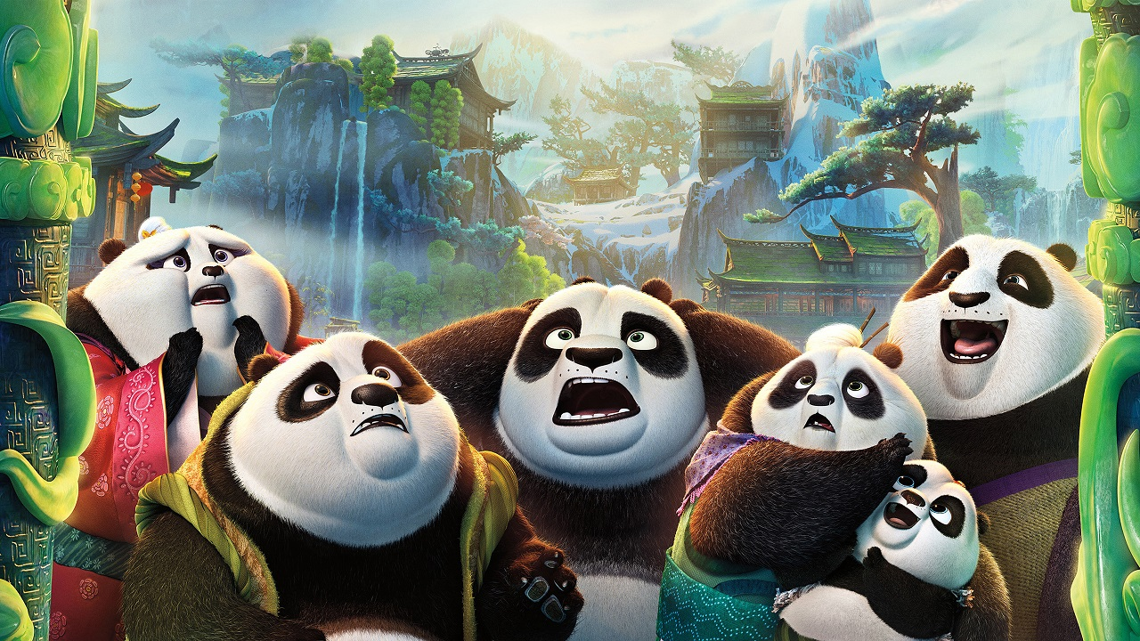 Kung fu panda data di uscita del nuovo film cartone