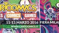 Cartoomics 2016