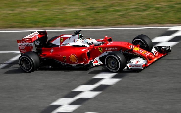 Ferrari Formula 1 2016