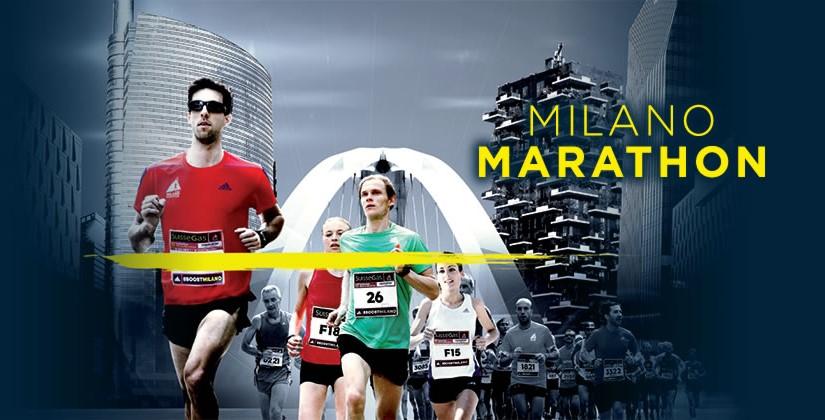 Maratona Milano 2016