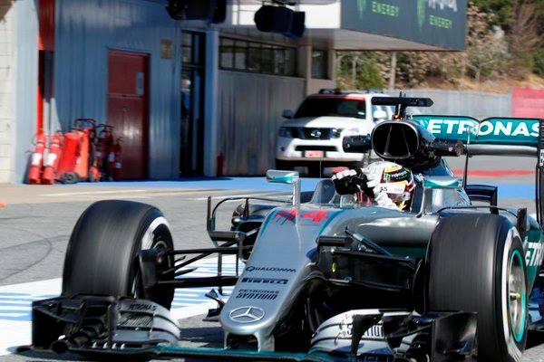 Mercedes Formula 1 2016