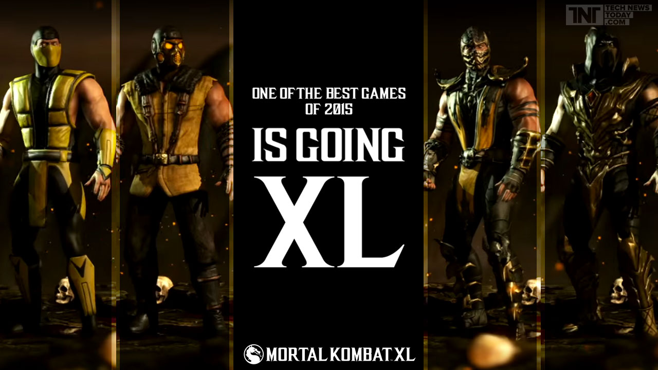 mortal kombat xl in uscita su ps4 e xbox one video